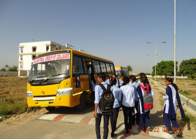 US Ostwal College Buses