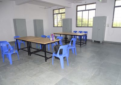 College staff room